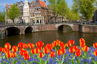 3nt Berlin & 2nt Amsterdam inc Flights