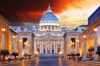 2nt Athens & 3nt Rome inc Flights
