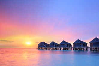 3nt Dubai & 7nt Maldives inc Flights