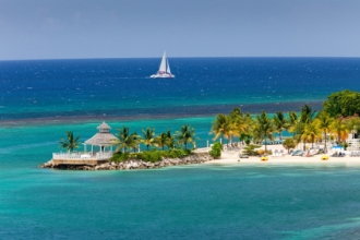 3nt Las Vegas & 6nt Jamaica inc Flights