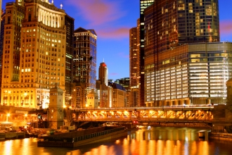 3nt Washington & 3nt Chicago inc Flights
