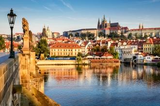 2nt Berlin & 2nt Prague inc River Cruise, Flights & Scenic Train