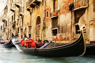 4nt Milan & Venice inc Flights & Train
