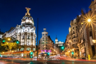 2nt Barcelona & 2nt Madrid inc Flights