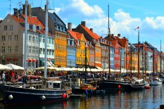 2nt Copenhagen & 2nt Oslo inc Flights