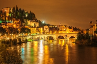 Deluxe 6nt Venice, Verona & Lake Garda inc Flights