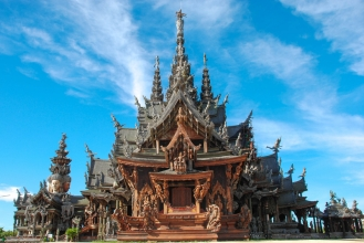 4 Star 3nt Bangkok & 7nt Pattaya inc Flights