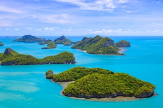 4 Star 3 Nights Bangkok & 7 Nights Koh Samui inc Flights