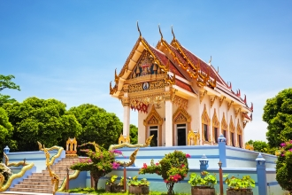 5 Star 3 Nights Bangkok & 7 Nights Koh Samui inc Flights