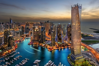 13nt Dubai, Bangkok & Phuket inc Flights