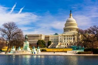 3nt New York & 3nt Washington inc Flights