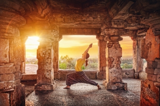 8 Days Spiritual India Tour inc Yoga Session