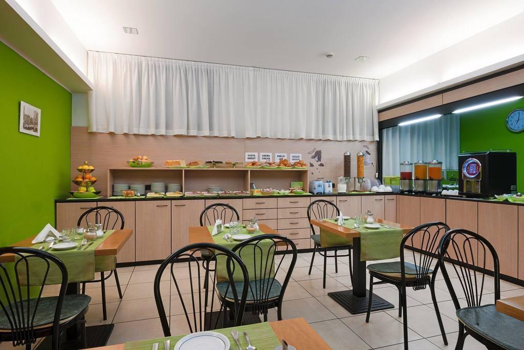 Hotel Berlino Milan Reviews