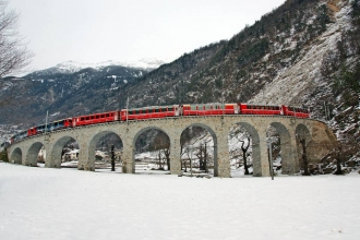 3nt Panoramic Switzerland Bernina Express – save up to 40%