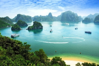 10Nts Vietnam & Cambodia Break with B'Fast, Flights & Excursions