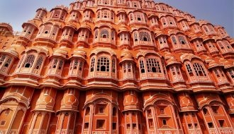 7nt Golden Triangle inc Flights inc Ranthambore Extension