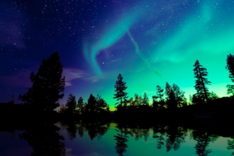 3Nts Nordic Northern Light Exp. with flights, B'Fast & transfers