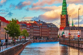 5nt Copenhagen & Oslo inc. Ferry & Flights